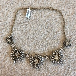Banana Republic new diamond necklace